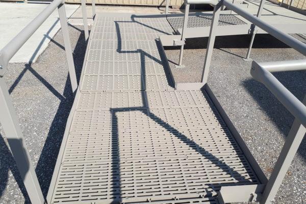 QRamp modular 4 panel